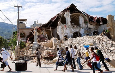 Suffering and Revival in Haiti