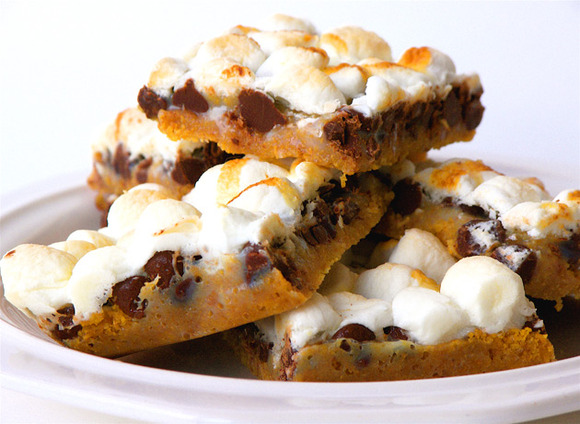 Sweet and Savory Sundays: Sinful S'mores Bars