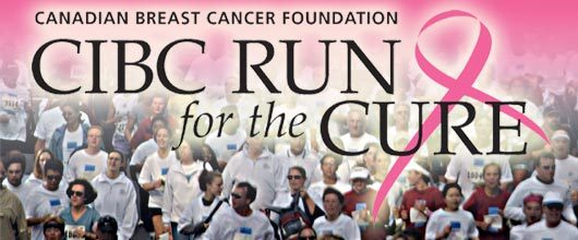 Help Me With My CIBC Run for the Cure!